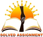 Solved Assignment